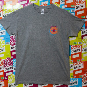 t-shirt CHICHE marque Goodies CHICHE Pois chiche pour l'apéritif BIO