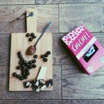 Photo instagram des clients CHICHE pois chiche grillés pour l'apéritif